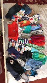 Baby boys 6-9 months bundle