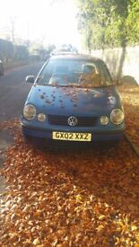 Volkswagen Polo - spares or repairs £500