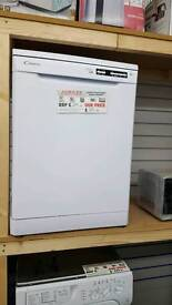 New graded Candy dishwasher full size with 12 months guarantee
