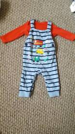 Huge Bundle Of Baby Boys Clothes