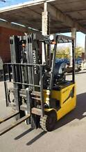Hyundai Three Wheel Battery Electric Forklifts Macedon Ranges Preview