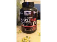 Anabolic All-In-One muscle fuel 2kg.. PLEASE READ DESCRIPTION!