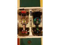 Brand new Scalextric cars in original packaging never used