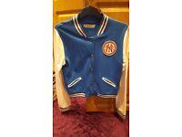 NY baseball thin jacket size 12