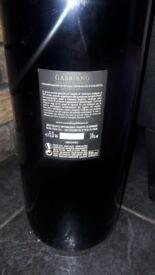 Gabbiano 5litre bottle of wine