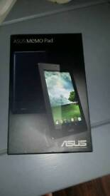 Asus 7 inch tablet (spares)