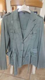 Red Herring jacket size 12