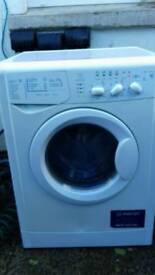 6kg Indesit Washing machine