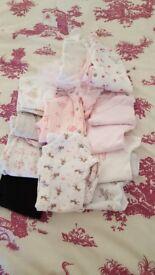 Bundle tiny baby clothes