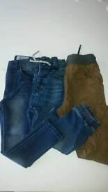 Boy's Next trousers size 5yrs