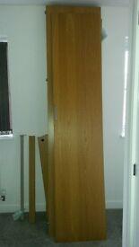 Wardrobe Oak Ikea