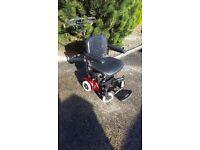 WeGo 250 Electric Wheelchair