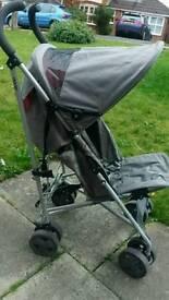 Mama's & papa's pulse stroller pushchair