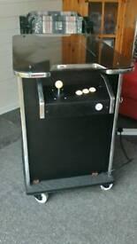 Arcadia table top games machine
