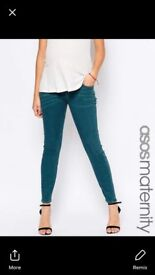 Maternity jeans-size 8-10. Must have!