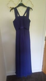Cadbury Purple Wedding outfit