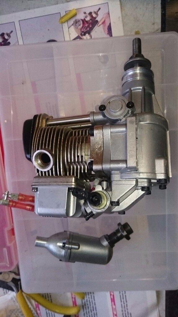 YS FZ115S Model aircraft engine
