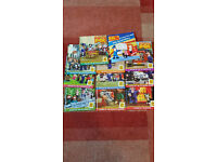 Postman Pat Hardcover books x10 + 1 new SDS book