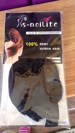 """Remi Hair Extentions 20"""""""