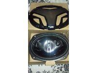Jvc dmv 6x9 speakers boxed new