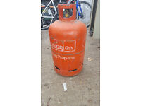 13kg Calor Gas Propane Bottle Cylinder Barbecue BBQ Patio Caravan Camping