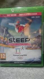 Steep XboxOne Winter Games