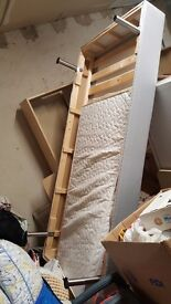 FREE!!! Single bed base.