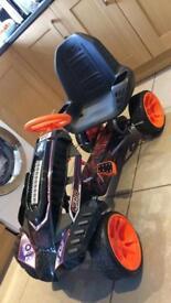 Need battle racer go kart.