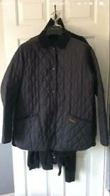 Men's Barbour Quilted Jacket (S/M)