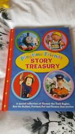 Child's story treasury. As new