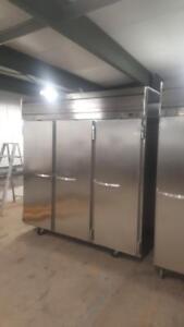 Traulsen Three Door Freezer ( Excellent Working Condition )