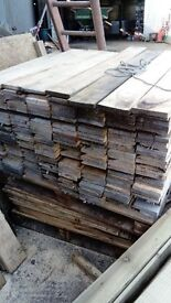 brand new 100x22x3.6m fencing boards