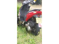 Lovley lil bike just needs mot and bits done not alot work to be done