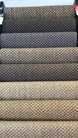 Carpet supply and fit 3 bed house with 12 mm supply and fit 999
