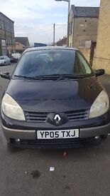 RENAULT SCENIC 1.6 FOR SALE