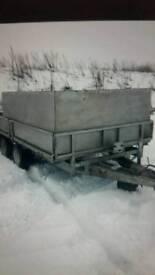 Ifor Williams 12x6 3500kg