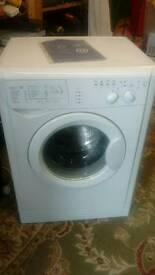 Indersit A rated 6kg washing machine