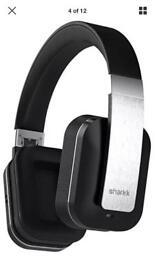 Sharkk Claro Bluetooth headphones 🎧 (brand new never used!)