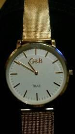 Watch G&B watch TIME