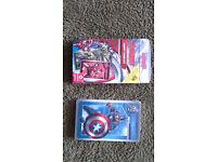 Morrisons Marvel Cards