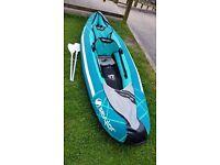 Sevylor Madison - immaculate inflatable kayak
