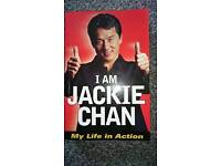Jackie Chan official authorised book