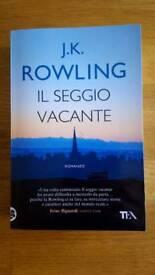 Il Seggio Vacante - J.K. Rowling