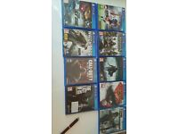 Ps4 games for swap