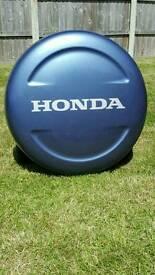 Honda CRV spare wheel cover
