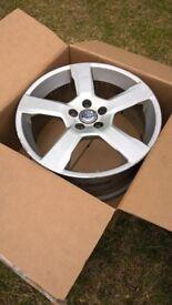 Volvo Aluminum Wheel Part Number 31202587