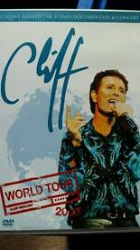 Cliff cds and dvd