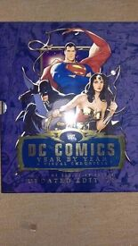 DC Comics - A Visual Chronicle