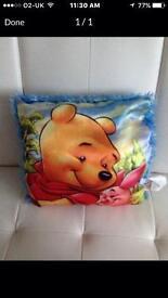Large Winnie the Pooh cushion