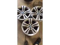 Genuine Bmw alloys